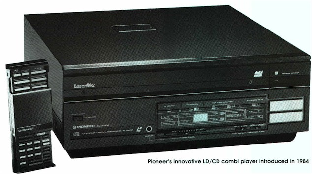 Pioneer Cld 900